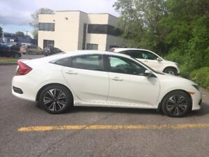 LEASE TAKEOVER 2016 Honda Civic, COMES WITH 1500$ CASH INCENTIVE