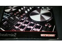 Brand new boxed beatmix 2 controller