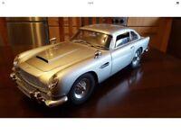 James Bond db5 1/6 diecast model