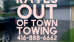 CHEAP TOWING FLAT RATE FOR LOCAL & LONG DISTANCE OUT OF TOWN TOW