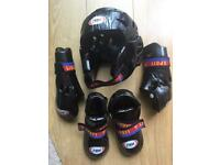 Martial arts Protective kit