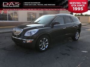 2010 Buick Enclave CXL PANORAMIC SUNROOF/LEATHER/7 PASS