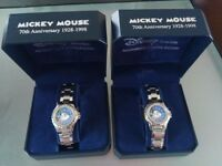 Mickey Mouse - Limited Edition Wrist Watches