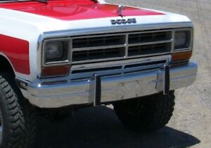 Wanted 1990 Dodge 250 front bumper