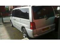 Mercedes vito v230 automatic