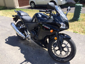 2013 Honda CBR 500R – Black