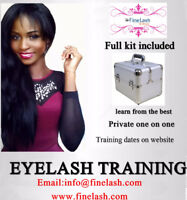 EYELASH EXTENSIONS  ~ AND~    MICROBLADING TRAINING