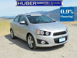 2016 Chevrolet Sonic Turbo/Sunroof/Remote Start