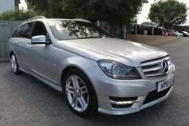 2011 Mercedes-Benz C-Class C200 CDI BlueEFFICIENCY Sport Automatic Diesel Estat
