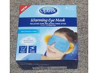 Optrex Warming Eye Mask x8