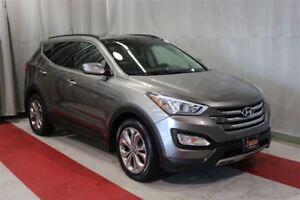 2014 Hyundai Santa Fe Sport 2.0T Limited with Saddle Leather