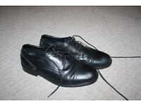 Perfect quality school shoes - George size 6 - worn twice only