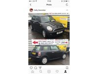 NEED QUICK SALE. MINI FIRST. Much cheaper than mini coopers and ones on insurance