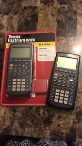 Back to school graphing calculators