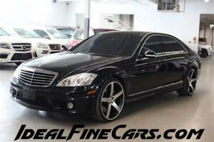 2009 Mercedes-Benz S-Class S63 AMG/NIGHTVIEW ASSIST/MASSAGE SEAT
