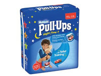 Huggins pull ups