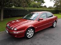 JAGUAR X-TYPE 2.5 V6 SE (AWD) - 4 DOOR - AUTOMATIC - 2006 ** LOW MILES **