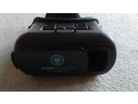 Virtual Reality Headset for use with Smartphones