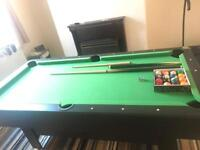 Pool table for sale £200