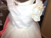 BRIDESMAID dress aged 2