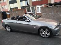 BMW 325i Hard top convertible automatic