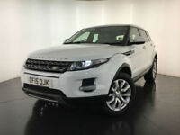 2015 RANGE ROVER EVOQUE SD4 AUTO DIESEL 1 OWNER 190 BHP FINANCE PX WELCOME