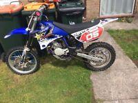 Yamaha yz 85 2010