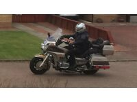 Goldwing aspencade 1200 mot 08/2018