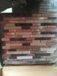Mosaic tile. $80 for all.