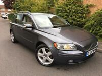 Volvo V50 2.0D SE (E4) Full Service History Navigation Cream Leather T-Belt/Clutch/Flywheel Changed