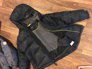 Gap 4-5T boys winter down jackets