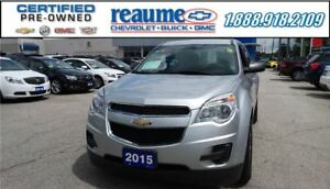 2015 Chevrolet Equinox LS Bluetooth Cruise Control
