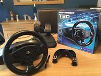 Thrustmaster PS3/PS4 Steering Wheel