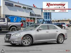 2015 Chrysler 300 Touring | LTHR BUCKET SEATS | LOADED |