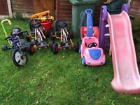 Go car & kids toys