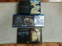 Game of Thrones GOT DVD seasons 1-5