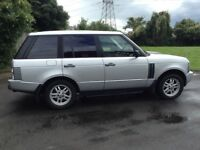 RANGE ROVER VOGUE TDV6 AUTO FULLY LOADED EXCELLENT CONDTION