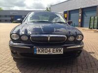 Jaguar X-TYPE SE D : 1988 cc 4 door saloon