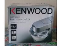Kenwood Chef AT956A/AT957A Ice Cream Attachment
