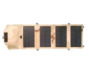 Charge iphone ipad Samsung solar panel portable foldable