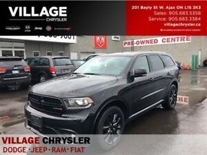 2017 Dodge Durango R/T|Safety Tec|Sunroof|Leanter|Nav|Remote