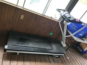 Used treadmill in WORKING condition