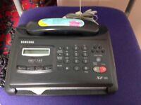 Samsung Phone / Fax Model SF 150
