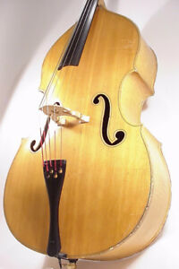 Kay Or King Upright Bass