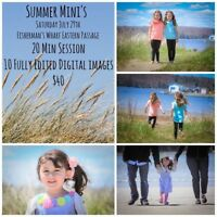 Photography Summer Mini LIMITED SPOTS***