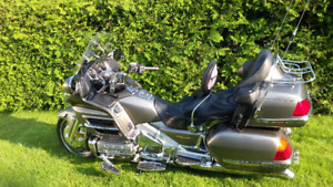 honda goldwing 2004