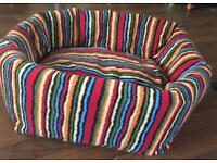 Nickis nestie large dog bed ( was £120)