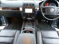 2005 VW TOUAREG 2.5 TDi SPORT AUTO AWD