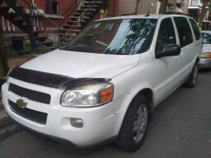 2008 Chevrolet Uplander  2 200.00