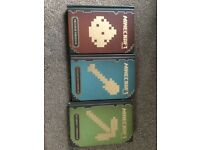 Set of 3 Minecraft books